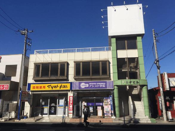 新三郷駅前通り物件