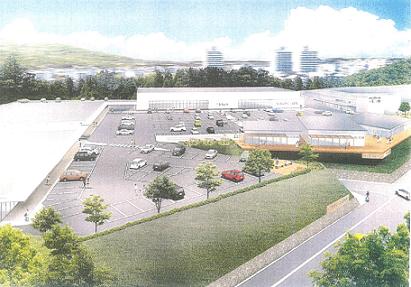 兵庫県立こども病院跡 総合商業施設医療モール計画