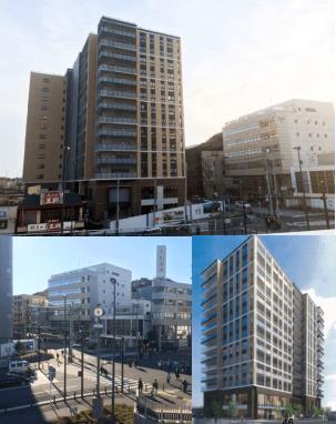 ザ・パークハウス戸塚フロント 商業区画
