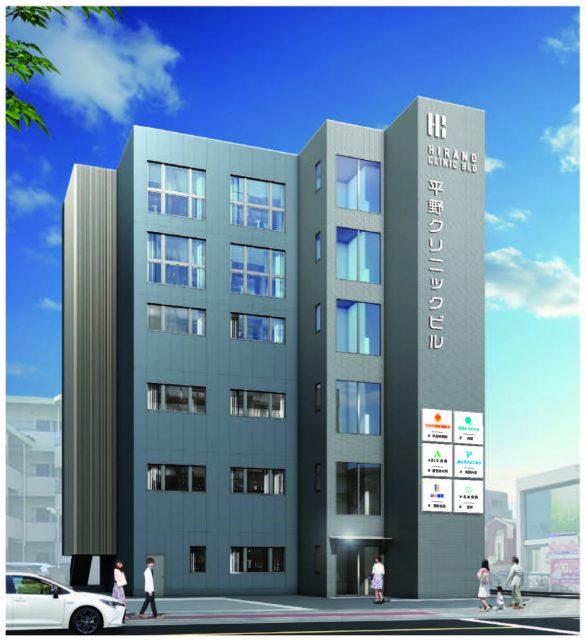 (仮称)平野区西脇医療ビル計画プロジェクト