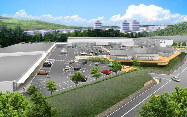 (仮称)須磨区高倉台再開発計画