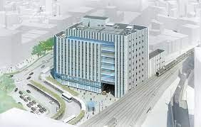 【千葉市 中央区】JR千葉駅徒歩1分 医療ゾーン計画